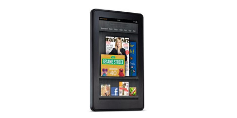 Yeni Kindle Fire Ağustos'ta Geliyor