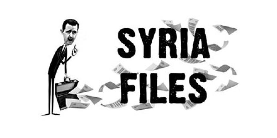 Wikileaks Bu Kez Suriye Dosyalarıyla Gündemi Sarsacak
