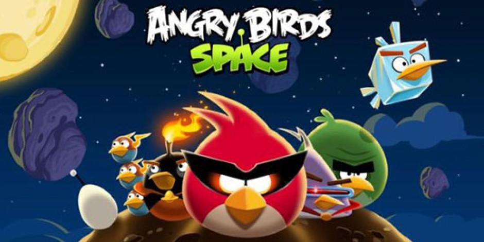 Angry Birds Mars'a İniş Yapıyor