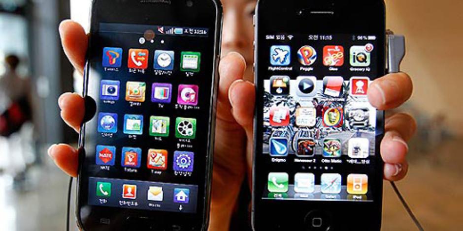 Apple ve Samsung'un Patent Davasında Mahkemeye Sunduğu Satış Rakamları