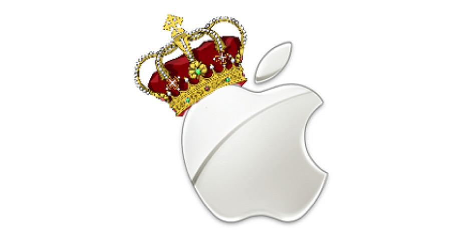 Apple > Microsoft + Google + Amazon + Facebook