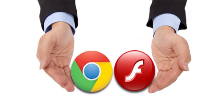 Chrome, Flash'ı Adam Etti