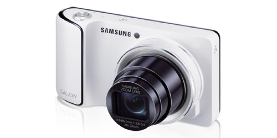 Samsung'dan Jelly Bean Tabanlı Galaxy Camera