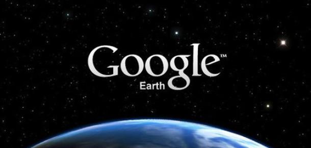 Kayıp Piramitler Google Earth'te Bulundu