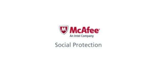 McAfee Facebook Fotoğraflarınızı Yabancılardan Koruyor