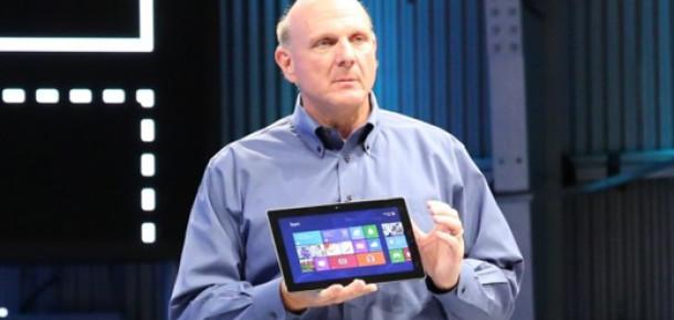 Microsoft Surface'ın Fiyatı 199 Dolar mı Olacak?