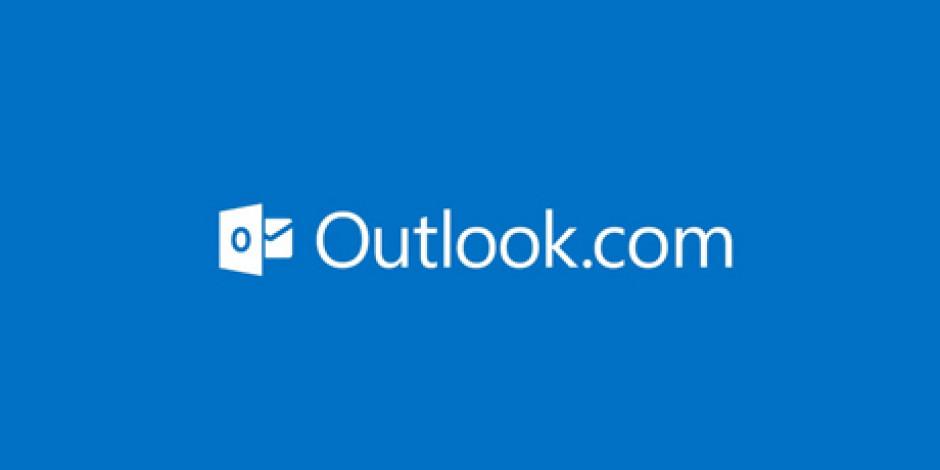Outlook.com 10 Milyon Kullanıcıya Ulaştı