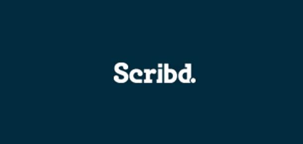 Scribd Baştan Aşağıya Yenilendi
