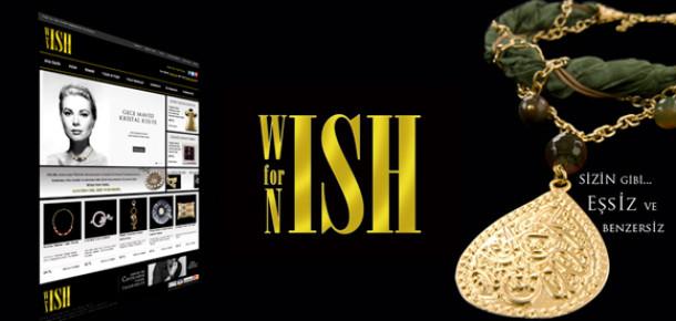 WishforNish: Özel Tasarım Takı, Aksesuar ve Dekorasyona Yönelik E-ticaret Sitesi