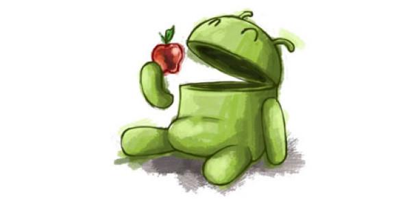 Android ve Samsung Yılın İkinci Çeyreğini Domine Etti