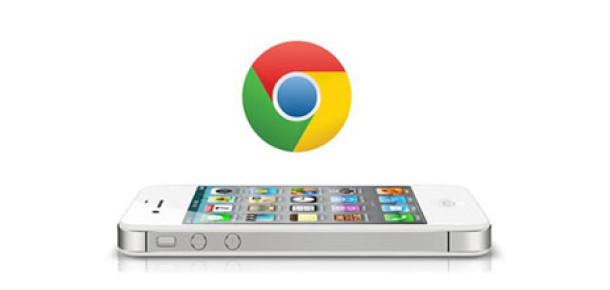Google Chrome iOS Uygulamasını Güncelledi