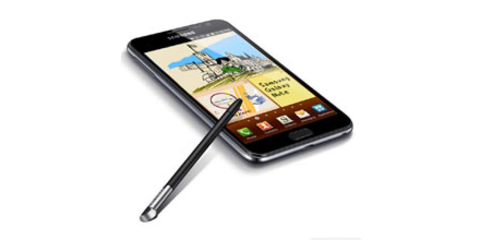 Yeni Galaxy Note Görücüye Çıkıyor