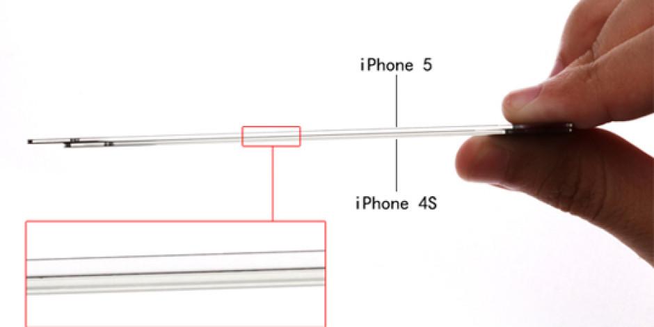 Resimlerle iPhone 5