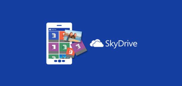 Microsoft SkyDrive'ın Android Uygulaması Yayında