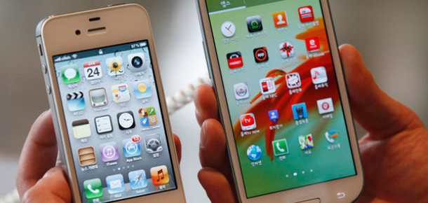 Apple'a İkinci LTE Patent Davası Samsung'dan
