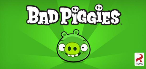 Angry Birds'e Kardeş Geliyor: Bad Piggies