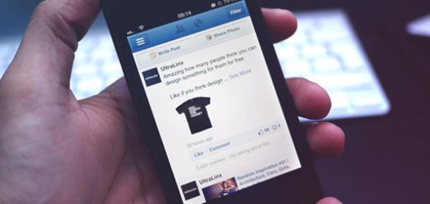 Facebook'un iOS için Sayfa Yöneticisi Uygulaması Güncellendi