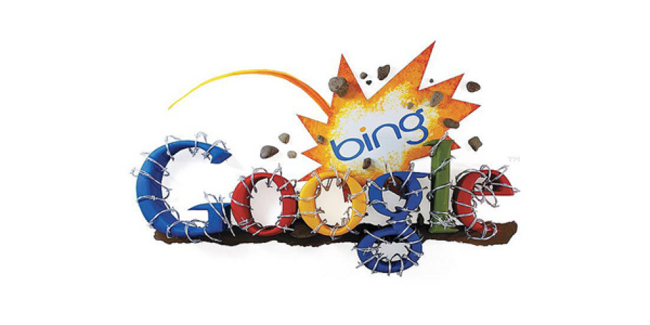 Microsoft, Bing'de Google'lamayı Umursamıyor