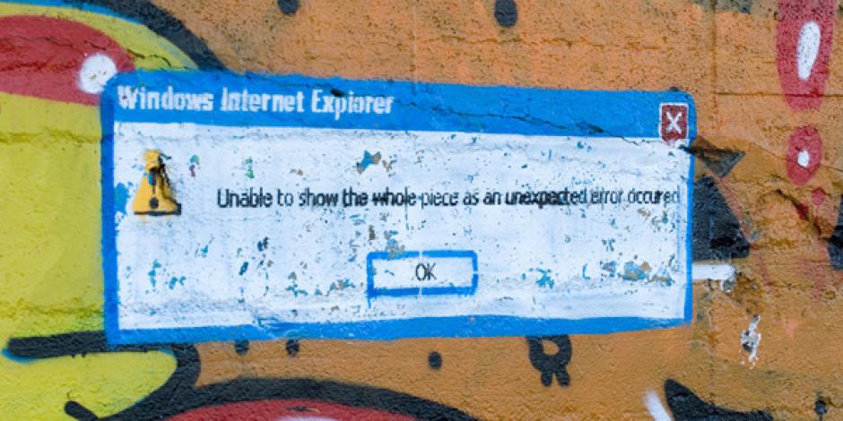 Internet Explorer'da Güvenlik Açığı