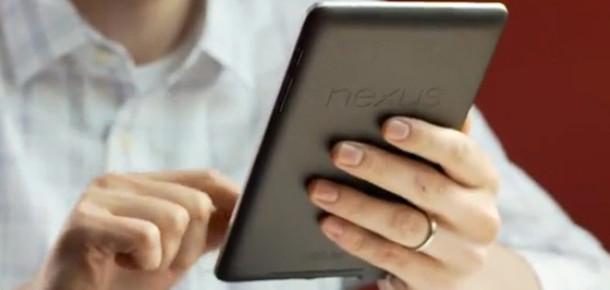 Google'dan 3G Bağlantılı Nexus 7