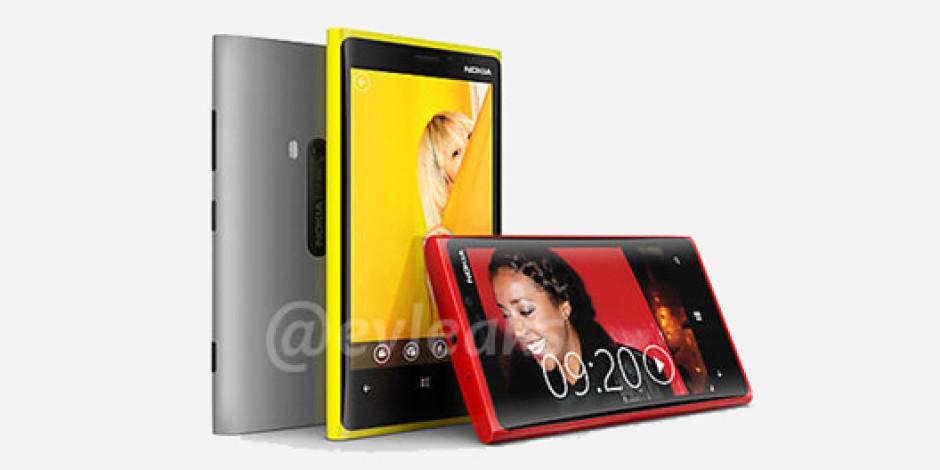 Nokia'nin Yeni Akıllı Telefonları Lumia 820 ve 920, Kablosuz Şarj Özelliği ile Geliyor