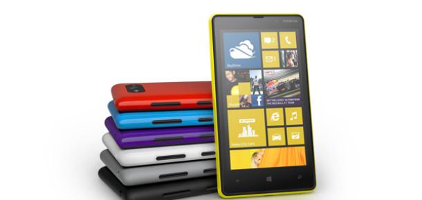 Nokia, Yeni Akıllı Telefonları Lumia 920 ve Lumia 820'yi Tanıttı