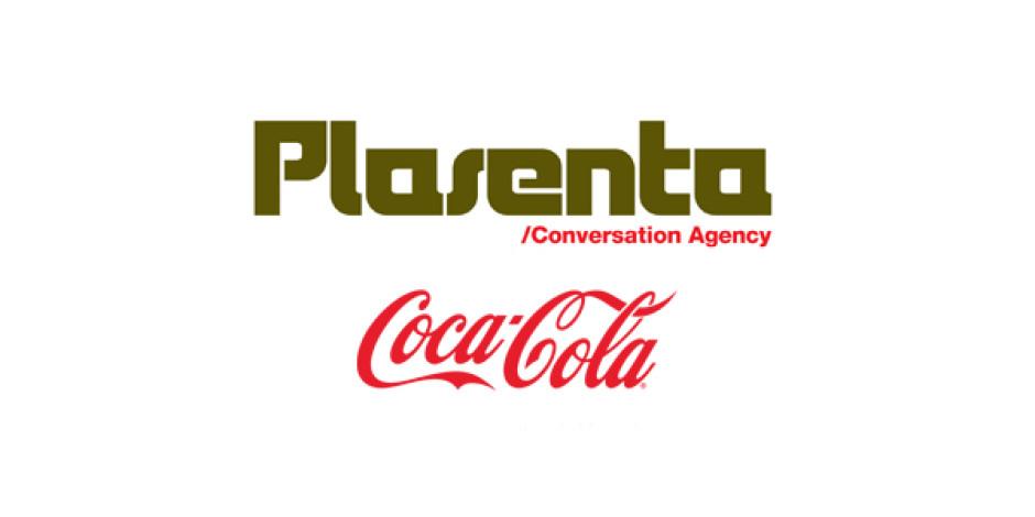 Plasenta, 90 Ülkede Coca Cola'nın Sosyal Medyasını Yönetecek