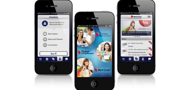 Ticket Kullanıcıları İçin iPhone Uygulaması Yayınlandı