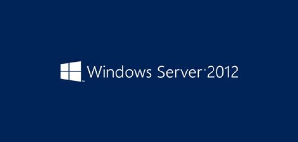 Microsoft, Windows Server 2012'yi Kurumların Hizmetine Sundu