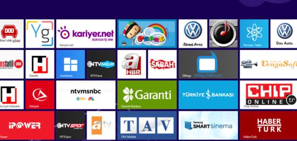 Windows Store Türkiye Şekilleniyor