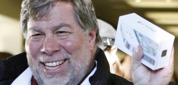 Steve Wozniak, İlk iPhone 5 Sahipleri Arasına Girmek İçin Avustralya'ya Gitti