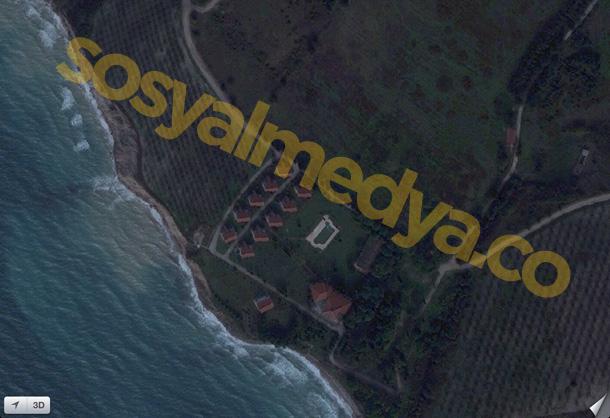 İmralı Adası #3 - Apple Haritalar