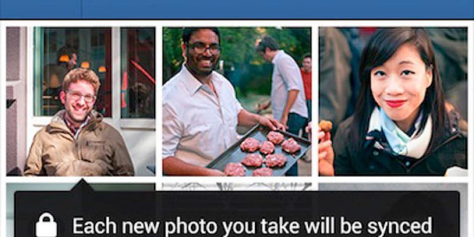 Facebook Android Uygulamasına Otomatik Fotoğraf Senkronizasyonu Geliyor