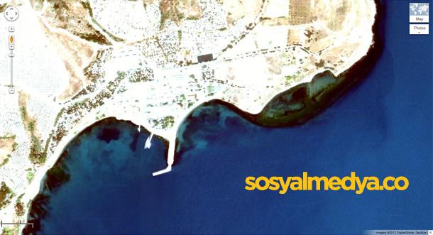 İmralı Adası - Google Haritalar
