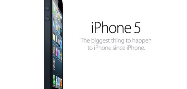 iPhone 5 Hakkında Her Şey