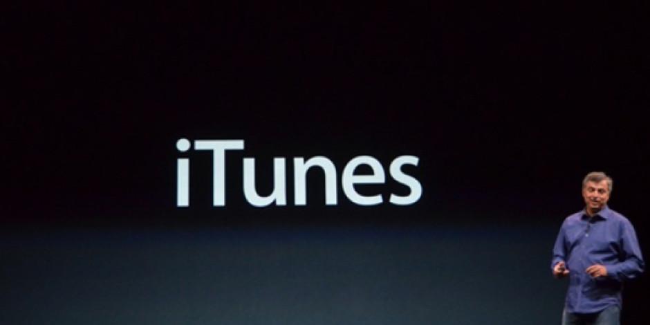 Kullanıcı Sayısı 200 Milyona Ulaşan iTunes Yenilendi