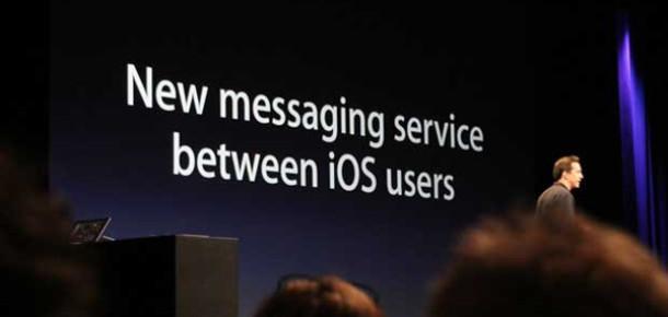 Apple'ın Mesajlaşma Servisi iMessage Çöktü