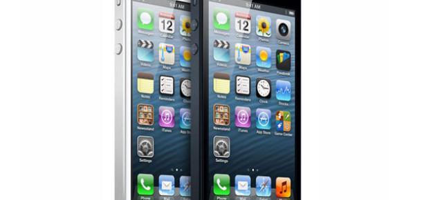 iPhone 5'in Ön Siparişleri 4 Haftaya Sarktı