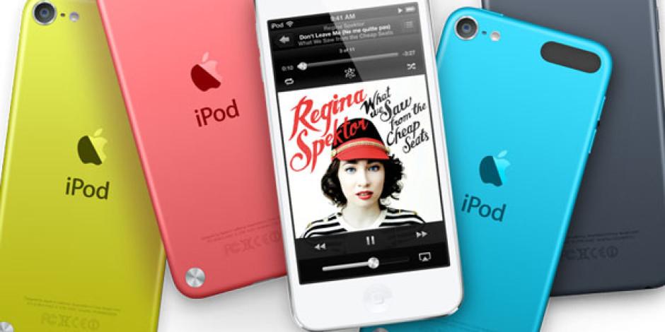 Yeni iPod Touch, Ultra İnce Tasarımıyla Ekim'de Satışa Çıkıyor