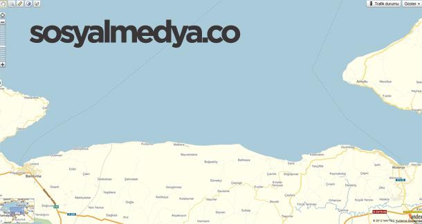 İmralı Adası - Yandex Haritalar