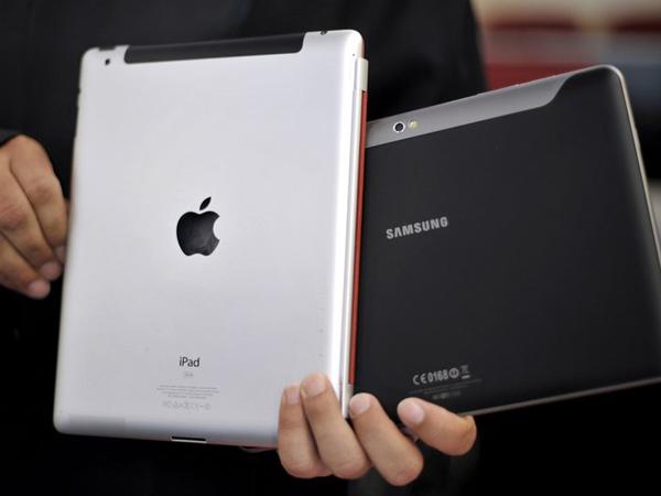 Apple Samsung'dan Özür Dileyecek