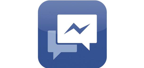 Facebook Messenger'ın iOS Uygulamasına Güncelleme Geldi