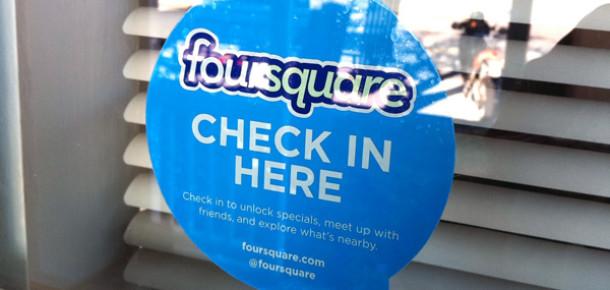 Foursquare'ın Gözü 'Check-In'lerde Değil