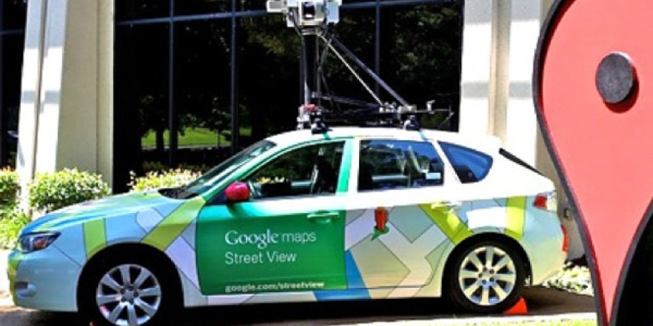 Google Maps Street View iPhone ve iPad'e Geliyor