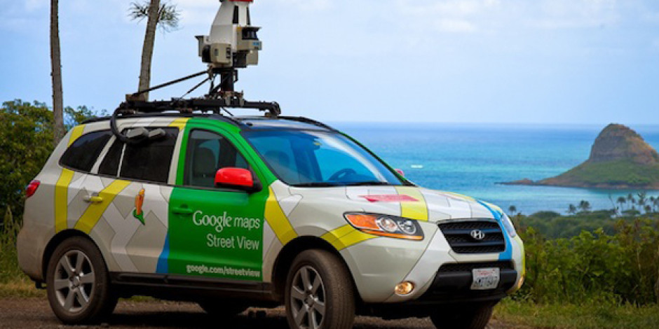 Google Street View Güncellenmeye Devam Ediyor