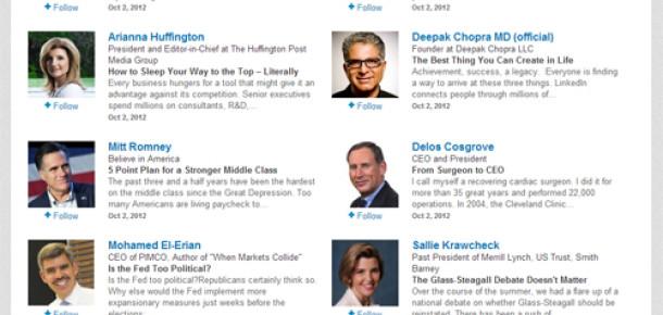 Linkedin Profil Sayfaları Baştan Aşağıya Yenileniyor