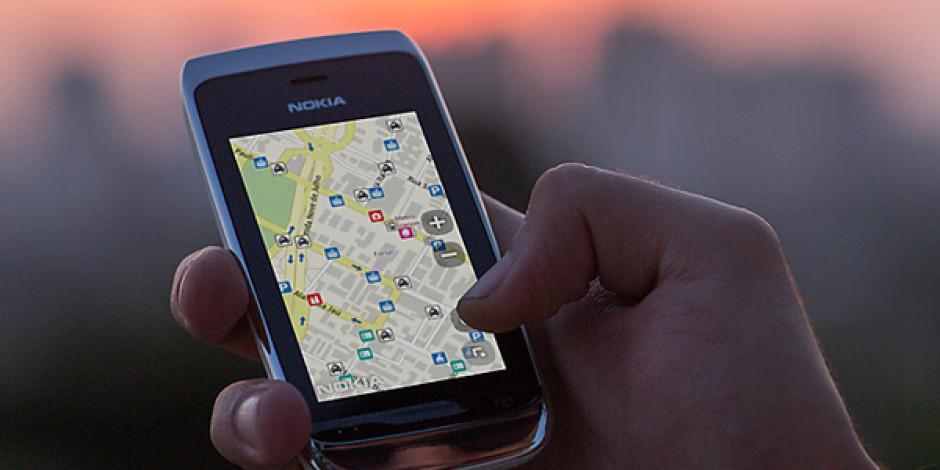 Nokia ve Oracle Haritalar İçin Anlaşma İmzaladı