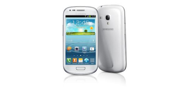 Samsung, Yeni Akıllı Telefonu Galaxy S3 Mini'yi Tanıttı