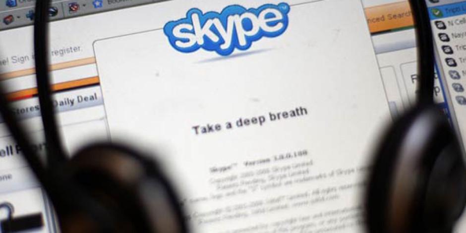 2012'de %70 Büyüyen Skype Yeni Bir Rekora İmza Attı