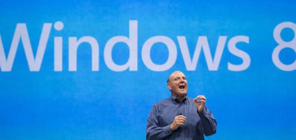 Windows 8'den Beklentiler Düşük